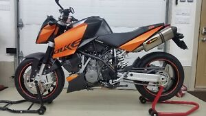 Very Clean KTM 990 Super Duke