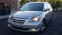 2005 Honda Odyssey TOURING Minivan, Van-NAV/DVD/CAMERA!