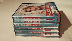 FIRST 2 SEASONS OF NURSE JACKIE London Ontario image 2