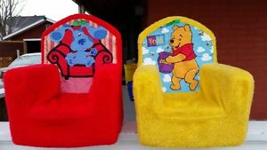 Childs comfy chair