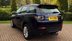 2015 Land Rover Discovery Sport 2.2 SD4 HSE Luxury 5dr Automatic Diesel 4x4