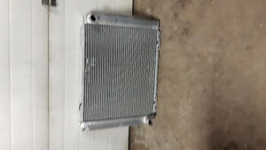 Chrysler radiator