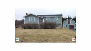 4 bedroom bungalow with garage & ocean view *Admirals Beach* St. John's Newfoundland image 1