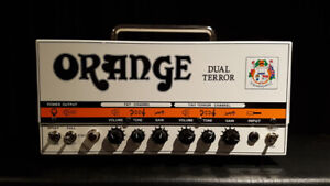 Orange Dual Terror (Échange Possible)