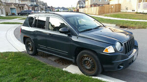 2008 Jeep Compass Sport SUV, Crossover Kitchener / Waterloo Kitchener Area image 4