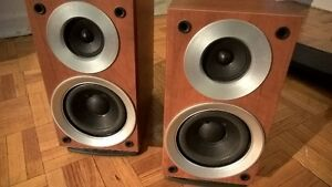 Panasonic High Quality End-Speakers 4x70W RMS 6OHM