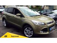 2014 Ford Kuga 2.0 TDCi Titanium X 2WD Manual Diesel Estate