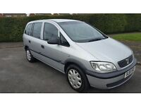 02 plate 7 seater with mot bargain