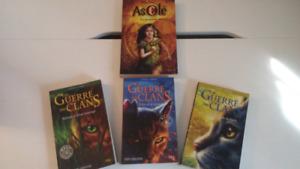 Super ensemble de romans Best Seller Jeunesse tous comme neufs!!