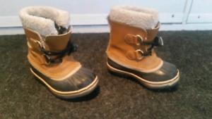 Bottes d'hiver pour bébé Sorel boots