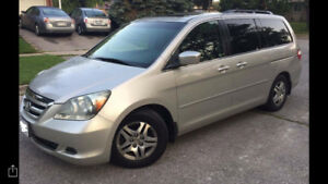 2006 Honda Odyssey mint condition Minivan, Van