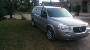 2006 Buick Terraza as-is Minivan, Van