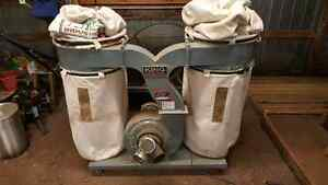 King Canada portable dust collector