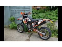 Ktm sxf exc super moto wheels