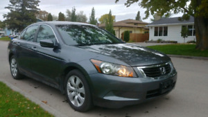 2009 Honda Accord EX-L, Excellent condition