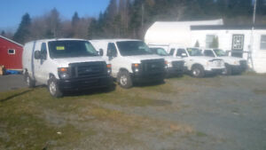Ford Rangers 2-2009&2011 Ford E-250-3-2009's 807Mainst Dartmouth