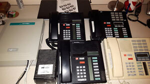 Nortel Norstar 3X8 DR5 Business Phone System