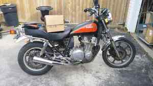 1981 kz1000 selling for parts