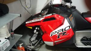 Polaris Pro R 800