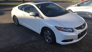 2012 Honda Civic Si coupé  (2 portes)