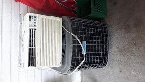 Air conditioner and central air..NOT FREE