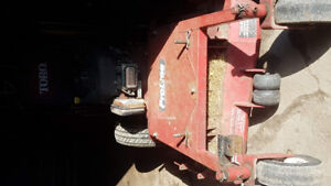 "36"" toro mower - hydraulic drive - NEW MOTOR"