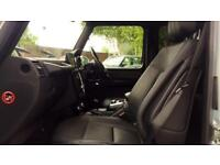 2015 Mercedes-Benz G-Class G350d 5dr Tip Automatic Diesel 4x4