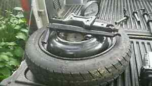 Spare tire 5x100 for sale