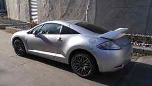 Fully loaded 2006 Mitsubishi Eclipse GT, *** low km***