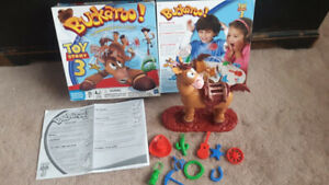 Toy Story 3 Buckaroo Game Complete In Original Box