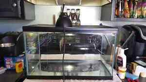 Reptile tank and light dome(reduced)