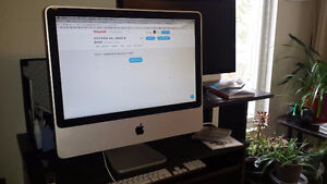 "20"" IMAC, 4GB RAM, WIRELESS KEYBOARD+MOUSE - SALE OR TRADE OBO"
