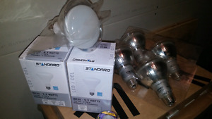 LED and CFL Flood Lights