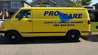 Procare Carpet and Furnace Cleaning