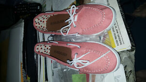 Boat Shoes, Sociology Brand, New Never Worn, Size 9