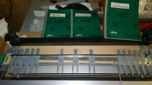 Leigh Dovetail, M&T, Finger Joint Jig