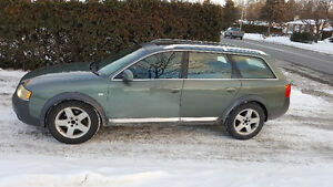 2006 Audi Allroad Familiale