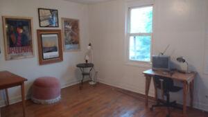 Appartement studio centre-ville Hull 535$ tout inclus