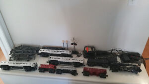 Trains antique Lionel électriques 1950