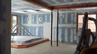 Drywall - Installations, Finishing,  and Repairs