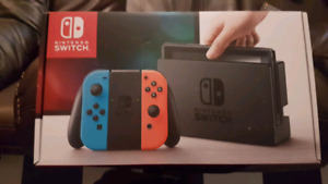 SELLING BNIB NINTENDO SWITCH FOR $380!!