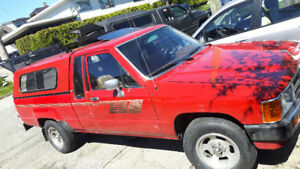 1985 Toyota Other Pickups Deluxe Pickup Truck