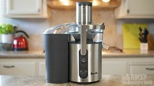 "Breville BJE510XL Multi Speed Juicer ""NEW"""
