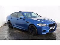 2012 BMW 5 Series 2012 12 BMW M5 4.4 V8 M DCT 560 BHP Petrol blue Automatic