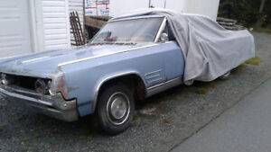 1964 Olds Starfire Parts
