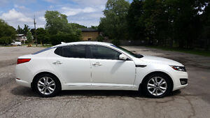 Kia Optima EX NO ACCIDENT