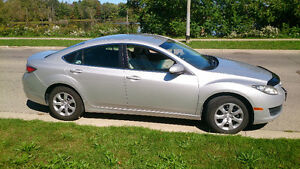 2010 Mazda Mazda6 GS – Certified and e-tested with low km!! Kitchener / Waterloo Kitchener Area image 1