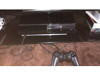 PS3 with 20 games