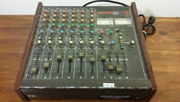 Tascam 106 Channel Mixer.