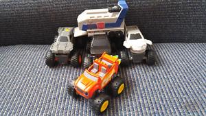 More Monster Trucks! $5 Takes All!